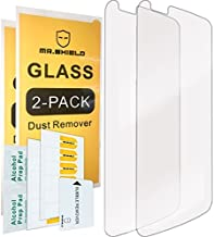 [2-Pack]-Mr.Shield for LG Premier LTE [Tempered Glass] Screen Protector with Lifetime Replacement
