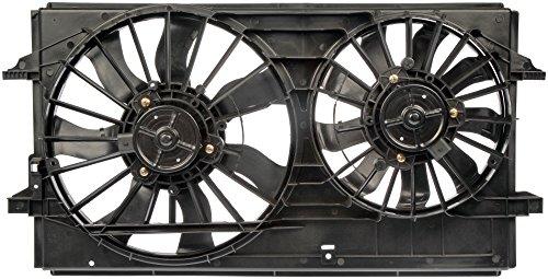 Dorman 620-610 Engine Cooling Fan Assembly for Select Chevrolet/Pontiac/Saturn Models