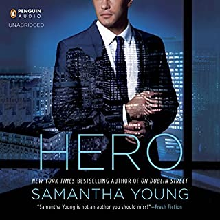 Hero                   De :                                                                                                                                 Samantha Young                               Lu par :                                                                                                                                 Angelica Lee                      Durée : 12 h et 7 min     Pas de notations     Global 0,0