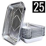 Mamatura 25 XL-Aluminium-Tropfschalen