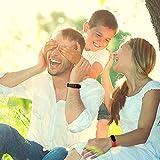 Yisica Bracelet Compatible avec Xiaomi Mi Band 4 / Xiaomi Mi Band 3, Bracelet de Remplacement en...