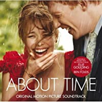 About Time Original Motion Picture Soundtrack (OST) (EU Version)(香港盤)