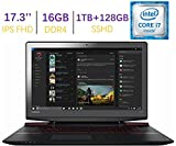 "2017 Lenovo Ideapad Y700 17.3"" Full HD IPS (1980x1080) Gaming Laptop PC 