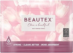 Beautex Kitchen Towel, 60ct (Pack of 6)