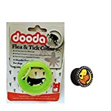 Foodie Puppies Dooda Flea and Tick Collar 4 Months Protection for Dogs