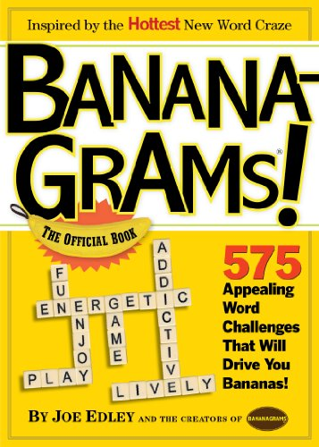 Price comparison product image Bananagrams! : The Official Book