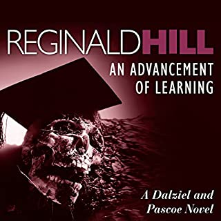 An Advancement of Learning audiobook cover art