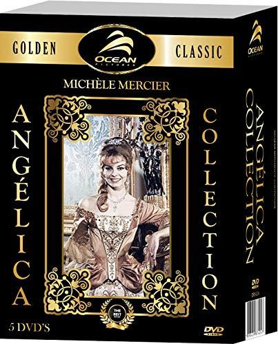 DVD - Box - Angélica Collection (5 Discos)