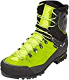 Salewa Men's Vultur EVO GTX Mountaineering Boots Black/Cactus 10
