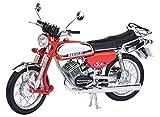 Schuco 450664900 - Hercules K 50 RL, Maßstab 1:10, Motorrad, rot