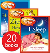 I Wonder Why Collection - 20 Books