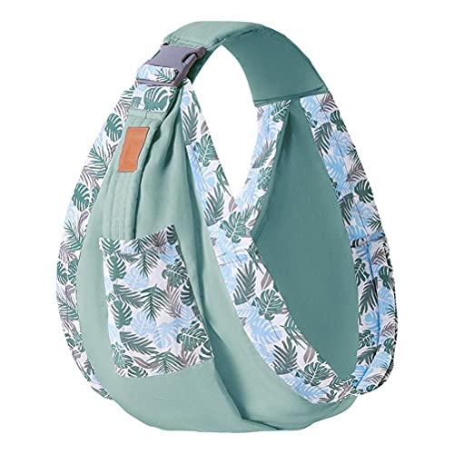 RUSTOO Porte-bébé écharpe, Porte-bébé Enveloppant, écharpe de Portage Facile à Porter,...