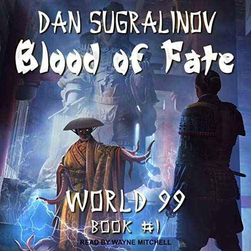 Page de couverture de Blood of Fate