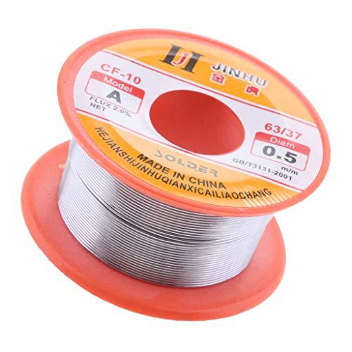 Best Deals! joyMerit Tin Solder Wire Solder Melt Rosin Core For Phone Motherboard Repair - as pictur...