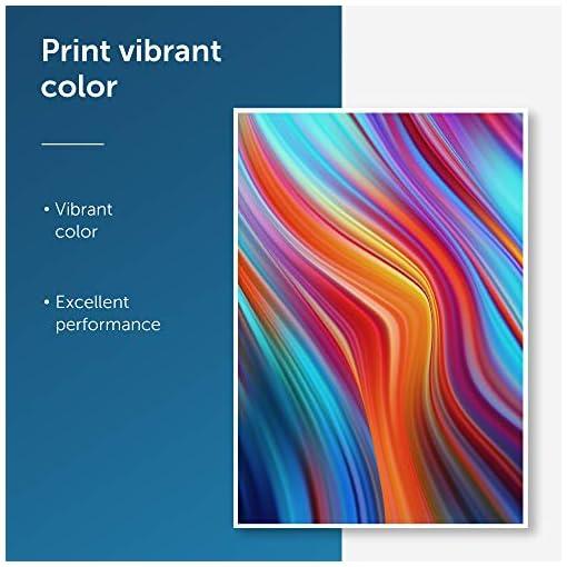 OFFICEWORLD Compatible HP 125A CB540A CB541A CB542A CB543A Toner Cartuchos para HP Color LaserJet CM1312 CM1312n… 4