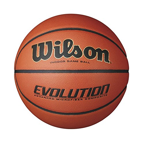 Amazing Deal Wilson Evolution Intermediate Size Game Basketball, 28.5in, WTB0586