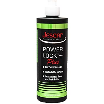 Jescar Power Lock Plus Polymer Sealant (Pint) by MenzernaUSA