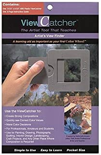 The Color Wheel Company ViewCatcher Artist's View Finder 1 pcs sku# 1842832MA