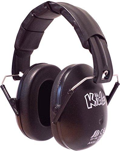 Edz Kidz - Kids Ear Defenders (Black)