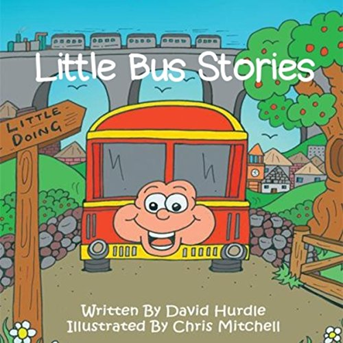 Little Bus Stories audiobook cover art
