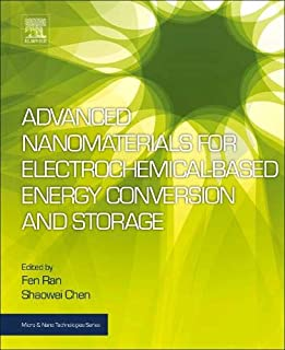 Advanced Nanomaterials for Electrochemical-Based Energy Conversion and Storage (Micro and Nano Technologies)