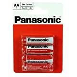 PANASONIC BATTERY `AA`