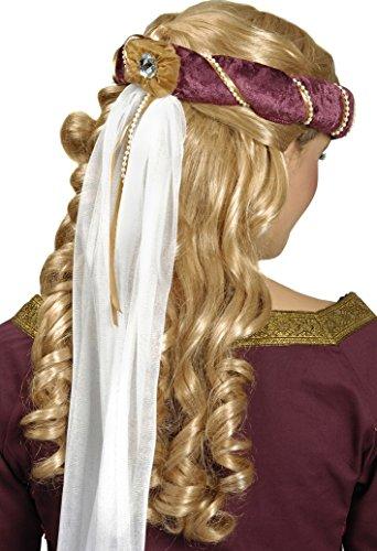 Generique - Mittelalterlicher Haarkranz für Erwachsene