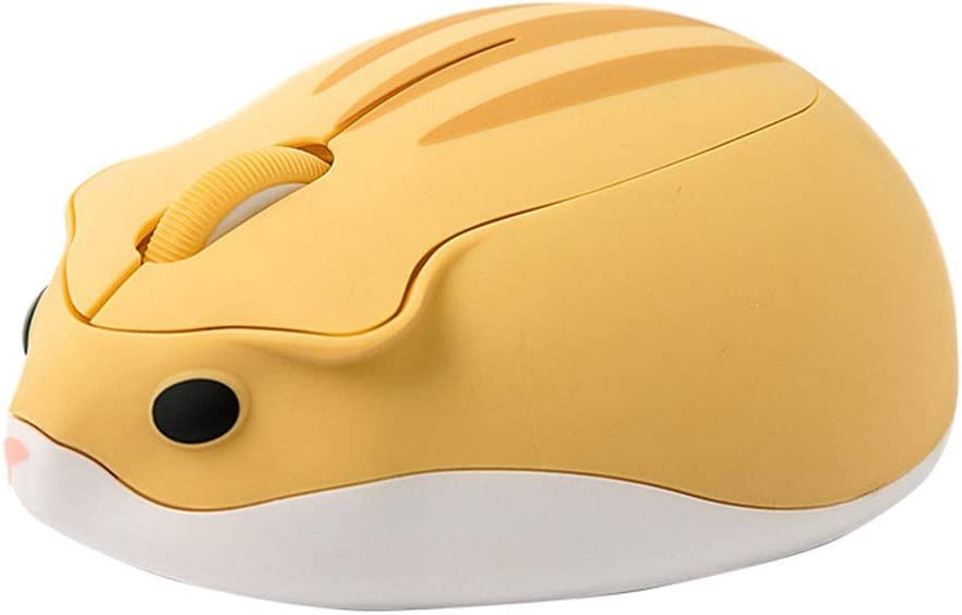 Tampa Mall congchuaty 2.4G Wireless Optical Mouse Max 87% OFF Hamster Cartoon Cute Comp