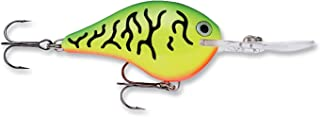Rapala Dives-to 3/8 Oz Fishing lure (Firetiger, Size- 2)