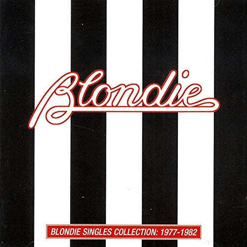 blondie singles collection 1977-1982