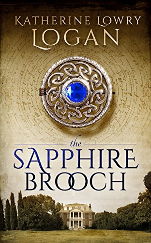 The Sapphire Brooch (Time Travel Romance) (The Celtic Brooch Book 3)