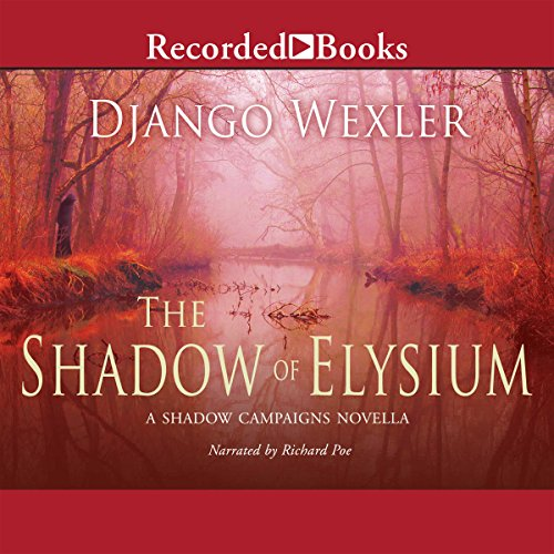 The Shadow of Elysium audiobook cover art
