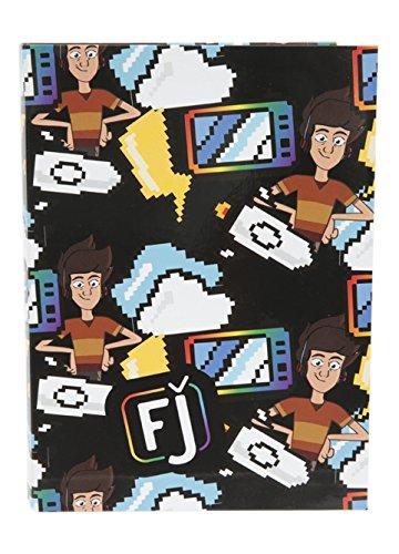 Favij Diario Scuola 10 Mesi, Formato Standard, 320 Pagine, Grafica Illustrata 2, Collezione 2018/19