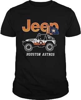 Jeep Houston Astros shirt