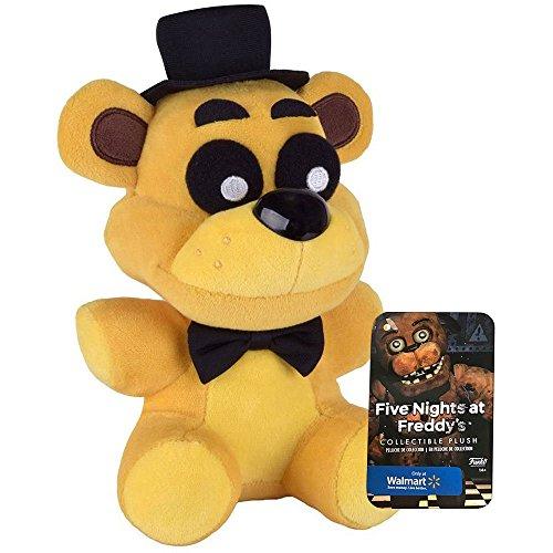 Plush: Five Nights at Freddy's: Teddy Fazbear Exclusivo