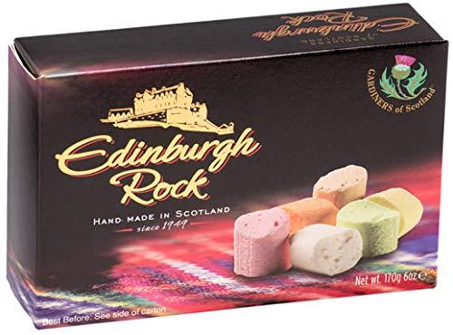 Gardiners of Scotland Edinburgh Rock Carton, 6 Ounce (Pack of 2)