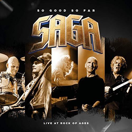 Saga - So Good So Far - Live At Rock Of Ages [2 CD & DVD]
