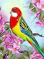 大人のための大きな鳥木製ジグソーパズル1000個動物オウム鳥家の装飾ギフトリビングルーム部屋の装飾の写真クリスマスギフト