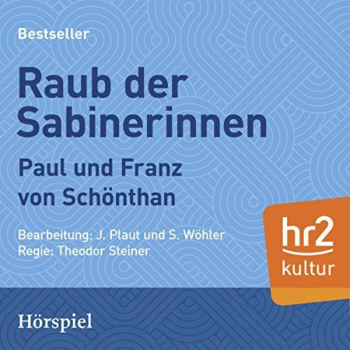 Raub der Sabinnerinnen audiobook cover art