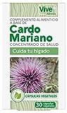 Vive+ Advance Cardo Mariano, Suplemento Alimenticio - 3 Paquetes de 30 Cápsulas