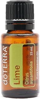 Pack of 1 Bottle Lime 15ml Essential Oil; Citrus, Tart, Sweet Aroma