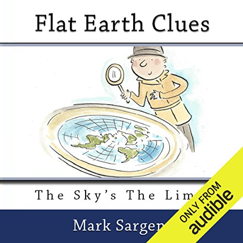 Flat Earth Clues audiobook cover art