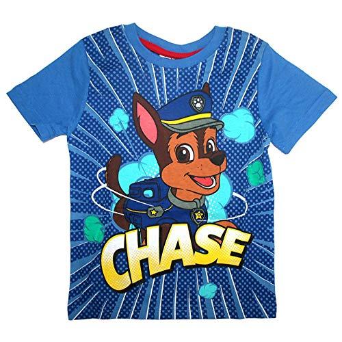 Paw Patrol Camiseta de los Niños Tamaño 98-128   Patrulla Canina