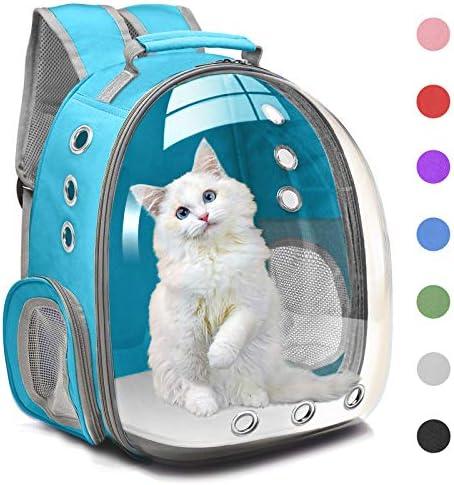 Cat astronaut backpack