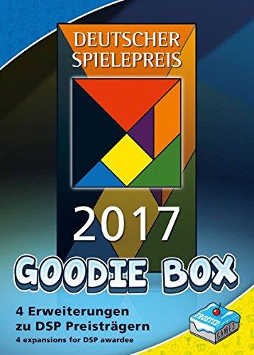 Frosted Games FRG00008 Deutscher Spielepreis 2017-Goodie Box, Brettspiel