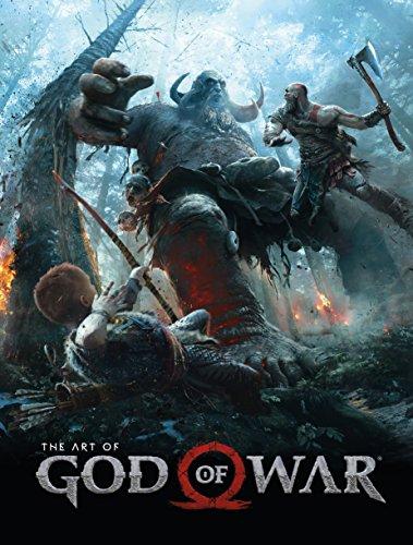 The Art of God of War [Lingua Inglese]