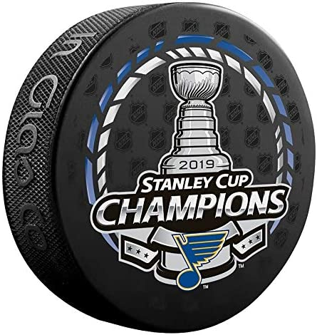 Inglasco 2019 NHL Ranking TOP15 Stanley Credence Cup Final Blue Louis Puck St Champions