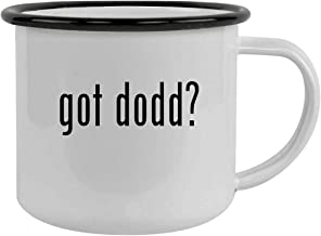 got dodd? - Sturdy 12oz Stainless Steel Camping Mug, Black