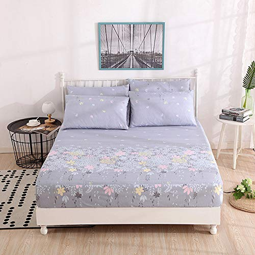 Hllhpc voor Bed Cover Bed Rok Single Bed Cover Simmons Beschermende Cover Eenvoudige Student Bed Cover