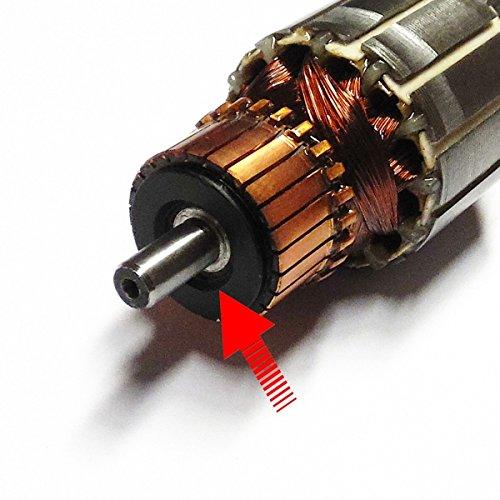 Anker Rotor für Exzenterschleifer Schleifer Festool/Festo ES 125, ES 125 E, ES 125 Q, ES 125 EQ